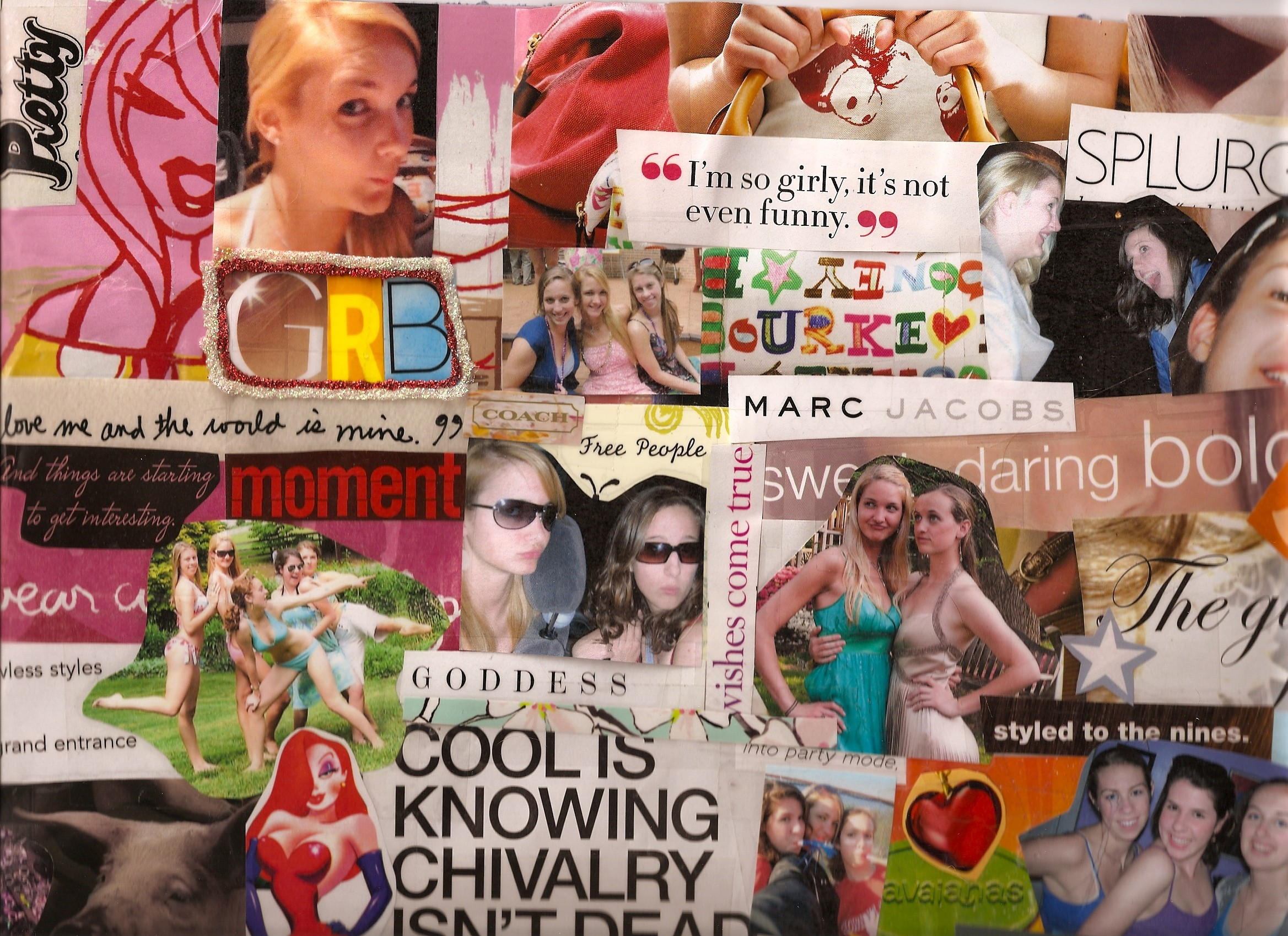 collage | Gee, Ya Think?